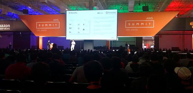 Apresentações técnicas do AWS Summit São Paulo 2016