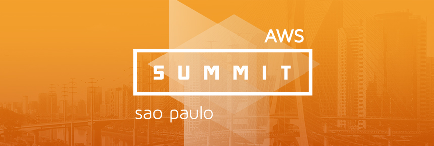A BRLink no AWS Summit SP 2016