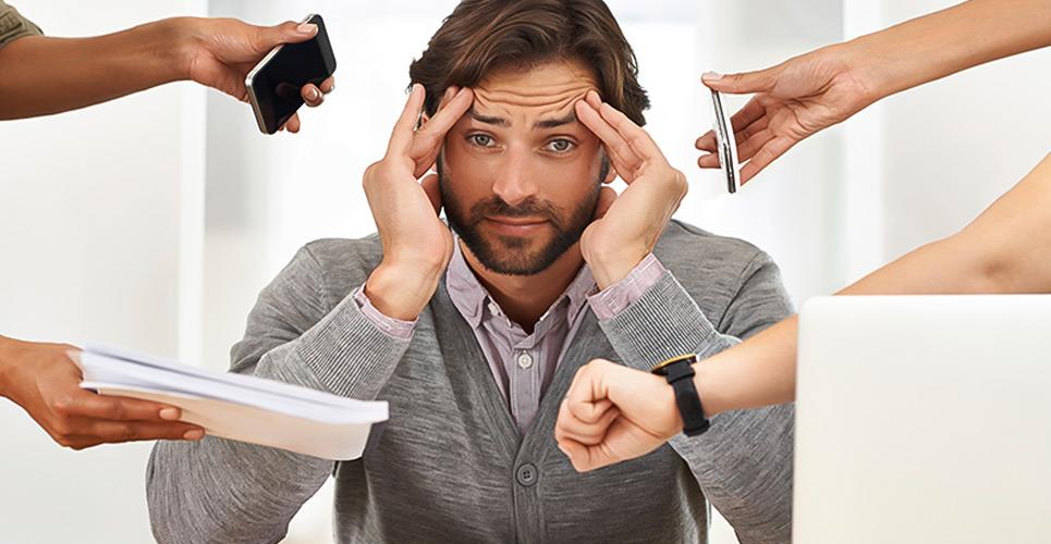 Como reduzir o stress em equipes de TI
