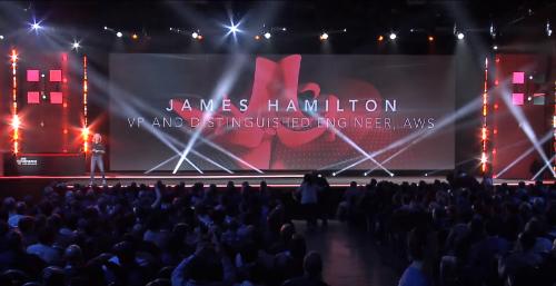 AWS re:Invent 2016 #2: O melhor do KeyNote James Hamilton – 1º Dia
