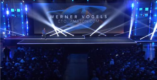 AWS re:Invent 2016 #4: O melhor do KeyNote Werner Vogels – 3º Dia