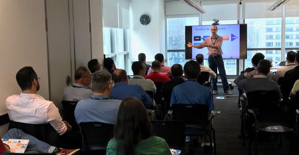 BRLink e Amazon Web Services: Workshop sobre Práticas de DevOps e Automação
