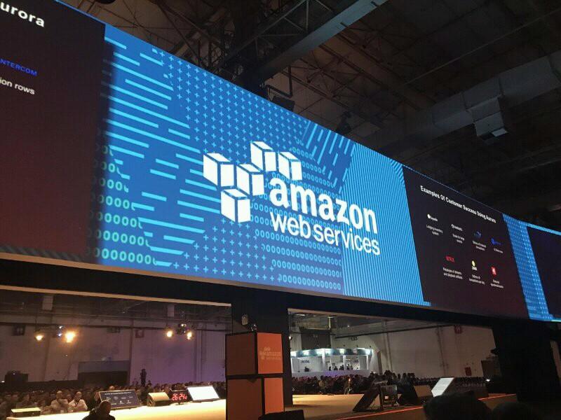 BRLink no AWS Summit SP 2017