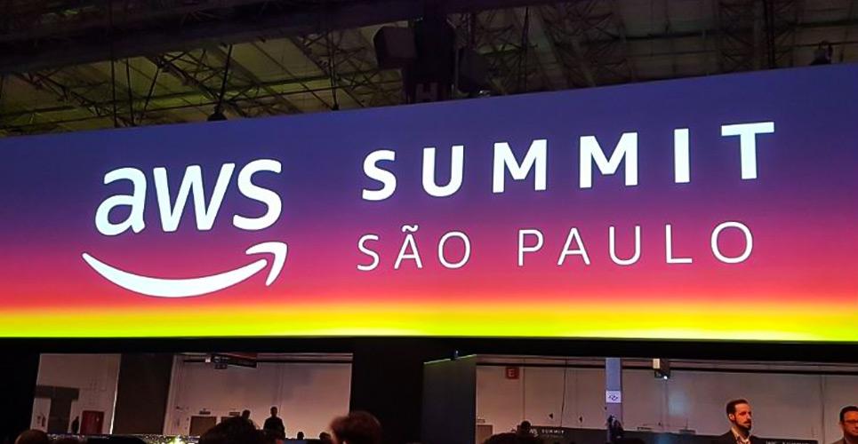BRLink no AWS Summit SP 2018