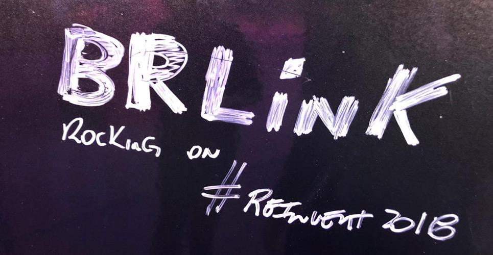 AWS Re:Invent 2018 – Reconhecimento global da BRLink como parceiro Premier