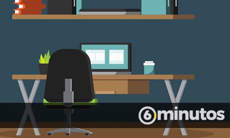 6 MINUTOS – Home office para quem? 60% dos funcionários querem voltar aos escritórios, mas com flexibilidade